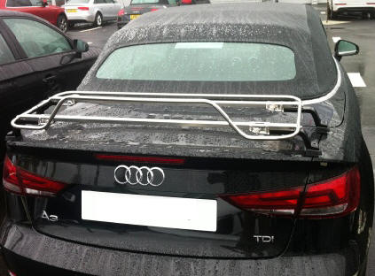 2014 Audi A3 Cabriolet Convertible  Luggage Rack