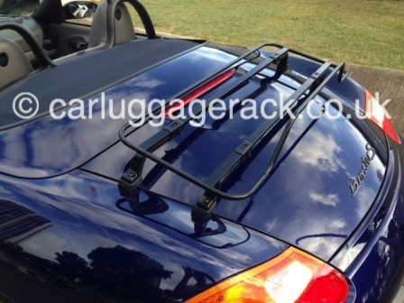 porsche boxster luggage rack on 987