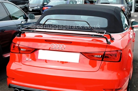 audi a3 convertible luggage rack