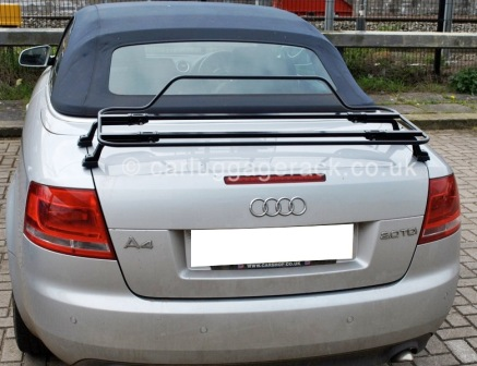 audi a4 cabriolet convertible luggage rack