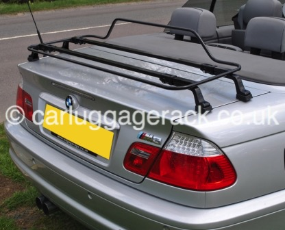 bmw 3 series convertible luggage rack bmw e30 e46 e93 luggage boot racks. Black Bedroom Furniture Sets. Home Design Ideas