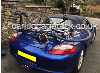 boxster bike rack