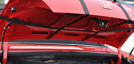 how bootbag luggage straps work for bmw 2 series convertible