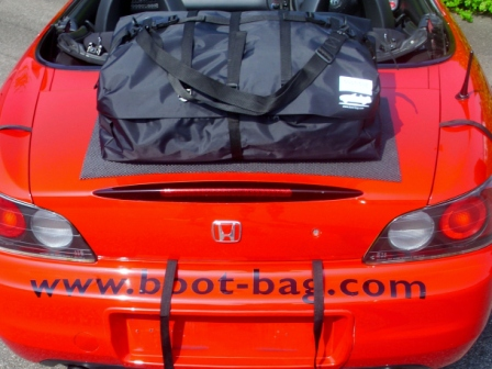 porsche boxster luggage rack on honda s2000