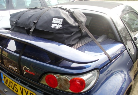 porsche boxster luggage rack reviewed