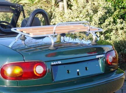 Classic Car Luggage Racks
