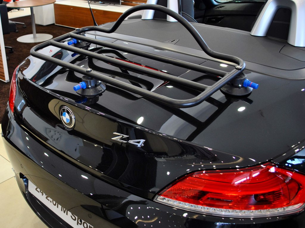 Bmw Z4 E89 Luggage Rack Modern Design Innovative Fixing