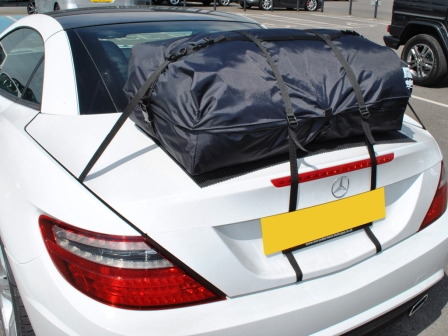 Mercedes Benz Slk Luggage Boot Rack